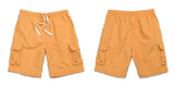NinjApparel - Bermuda Shorts - Orange