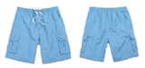 NinjApparel - Bermuda Shorts - Light Blue
