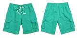 NinjApparel - Bermuda Shorts - Green