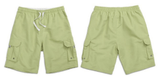 NinjApparel - Bermuda Shorts - Light Green