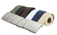 NinjApparel - Canvas Belt - Multicolours