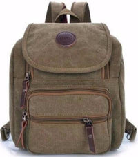 NinjApparel - Canvas Bag - Khaki