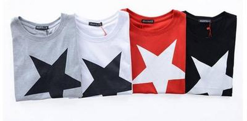 NinjApparel - Shuriken Tee Colour Selection