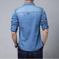 Ninjapparel - Urban Cowboy - Blue Back