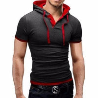 NinjApparel - Summer Assassin Grey w/red trim