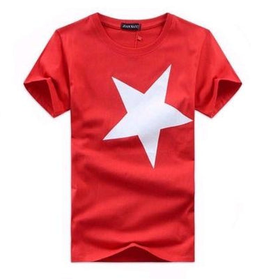 NinjApparel - Shuriken Tee  Red