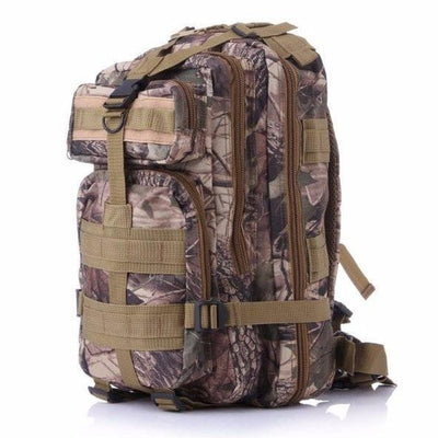 NinjApparel - Camo Backpack - Camouflage - Cover