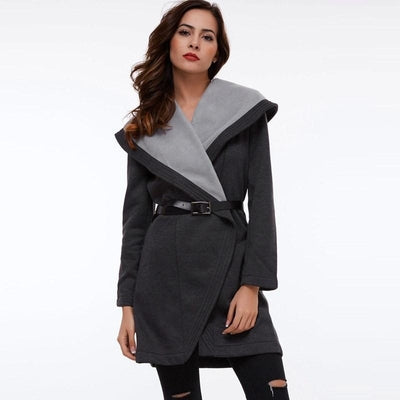 NinjApparel - Dark Angel - Cover - Women - Coat