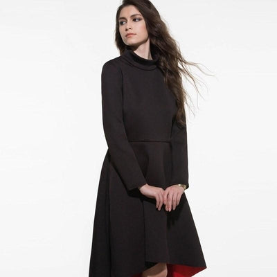 NinjApparel - Mystery - Black - Dress - Side