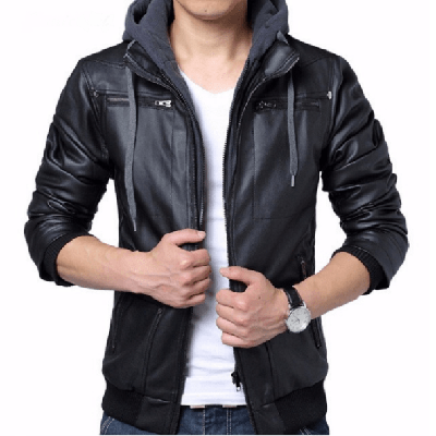 NinjApparel - Dark Knight Jacket - Black