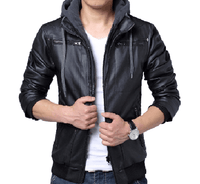 NinjApparel - Dark Knight Jacket - Black 2