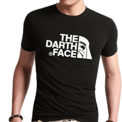 NinjApparel - Darth Face T-Shirt - Cover Photo