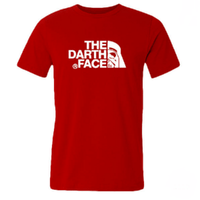 NinjApparel - Darth Face T-Shirt - Red