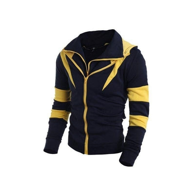 NinjApparel - Enforcer Hoodie - Yellow - Side