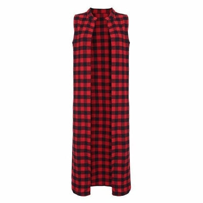 NinjApparel - The Statement Plaid - Front