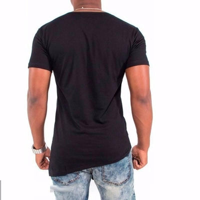 NinjApparel - Shadow Tee - Black - Back