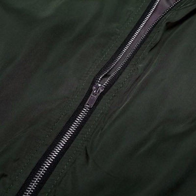 NinjApparel - The Classic Bomber -Zipper Detail