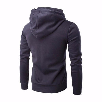 NinjApparel - Phantom Freerunner - Grey - Back
