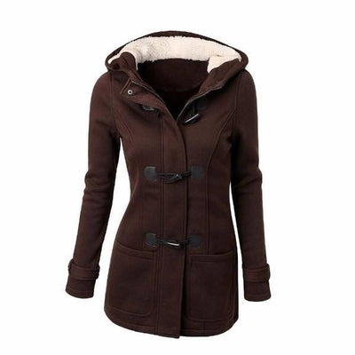 NinjApparel - Empress Jacket - Brown - Front