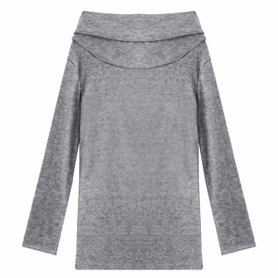 NinjApparel - Rogue Sweater - Grey - Back