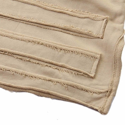 NinjApparel - The Necromancer - Khaki - Bottom - Detail