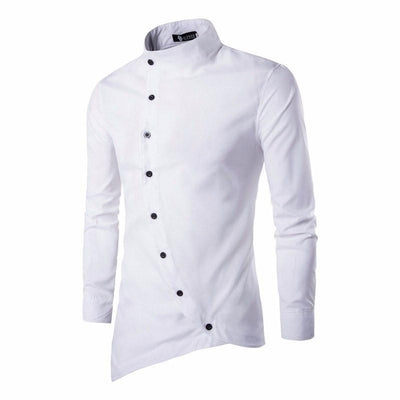 NinjApparel - Feudal Lord - White - Front