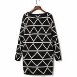 NinjApparel - Illusion Cardigan - Back