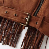NinjApparel - The Vintage Cowgirl - Buckle Detail