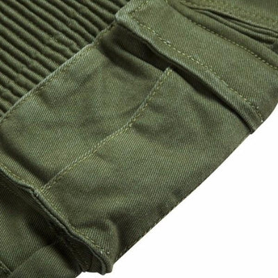 NinjApparel - Invader Joggers - Army Green - Pockets