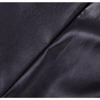 NinjApparel - Faux Leather Skirt - Material