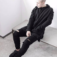 NinjApparel - The Necromancer - Black