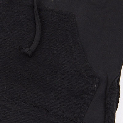NinjApparel - The Necromancer - Black - Front - Detail