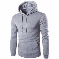 NinjApparel - Defender Hoodie - Light Grey
