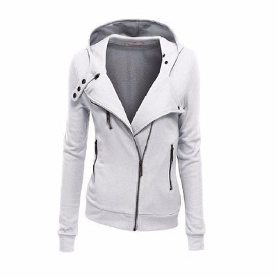 NinjApparel - The Duchess Free-runner - Women - Ladies - Jacket - White