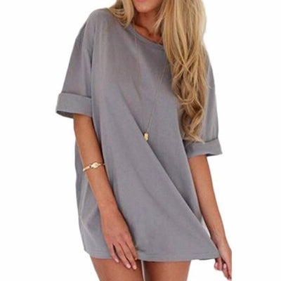 NinjApparel - The Classic Shift - Gray Front
