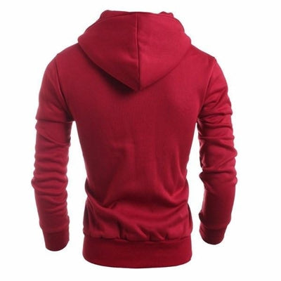 NinjApparel - Double Take Jumper - Red - Back