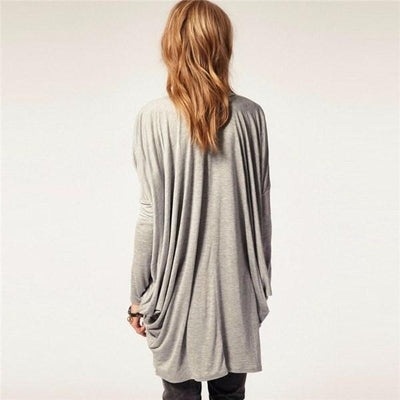 NinjApparel - Aphrodite Tee - Grey - Back