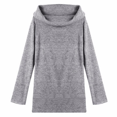 NinjApparel - Rogue Sweater - Grey - Front