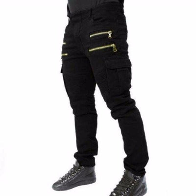 NinjApparel - Invader Jogger - Black