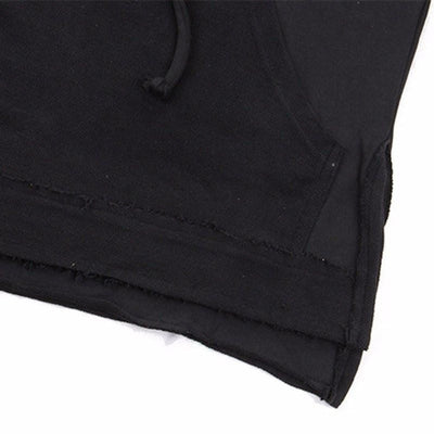 NinjApparel - The Necromancer - Black - Pocket - Detail