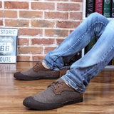 NinjApparel - Oxford Steps  - Khaki
