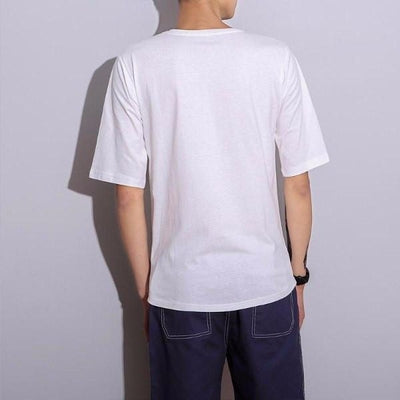 NinjApparel - Limitless Tee - White - Back