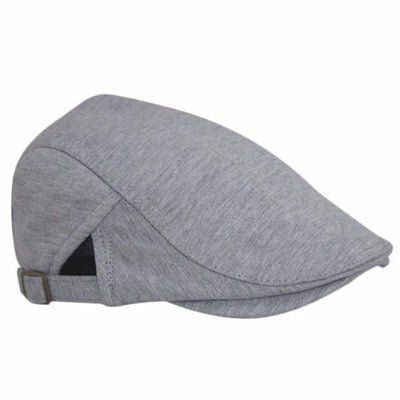 NinjApparel - The Shelby - Light Grey - Side
