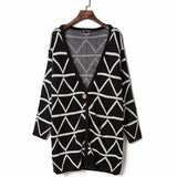 NinjApparel - Illusion Cardigan - Front