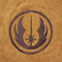 NinjApparel - The Jedi Council Robe - Variance-  Orange - Detail
