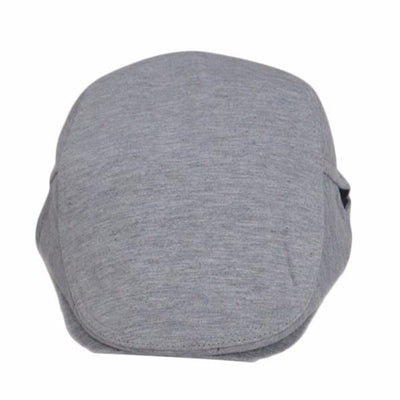NinjApparel - The Shelby - Light Grey - Front