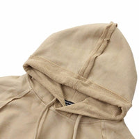 NinjApparel - The Necromancer - Khaki - Hood - Front