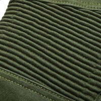 NinjApparel - Invader Joggers - Army Green - Knee Detail