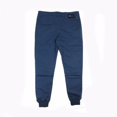 NinjApparel - Siege Joggers - Light Blue - Back