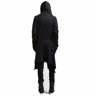 NinjApparel - The Illusionist - Back with Hood